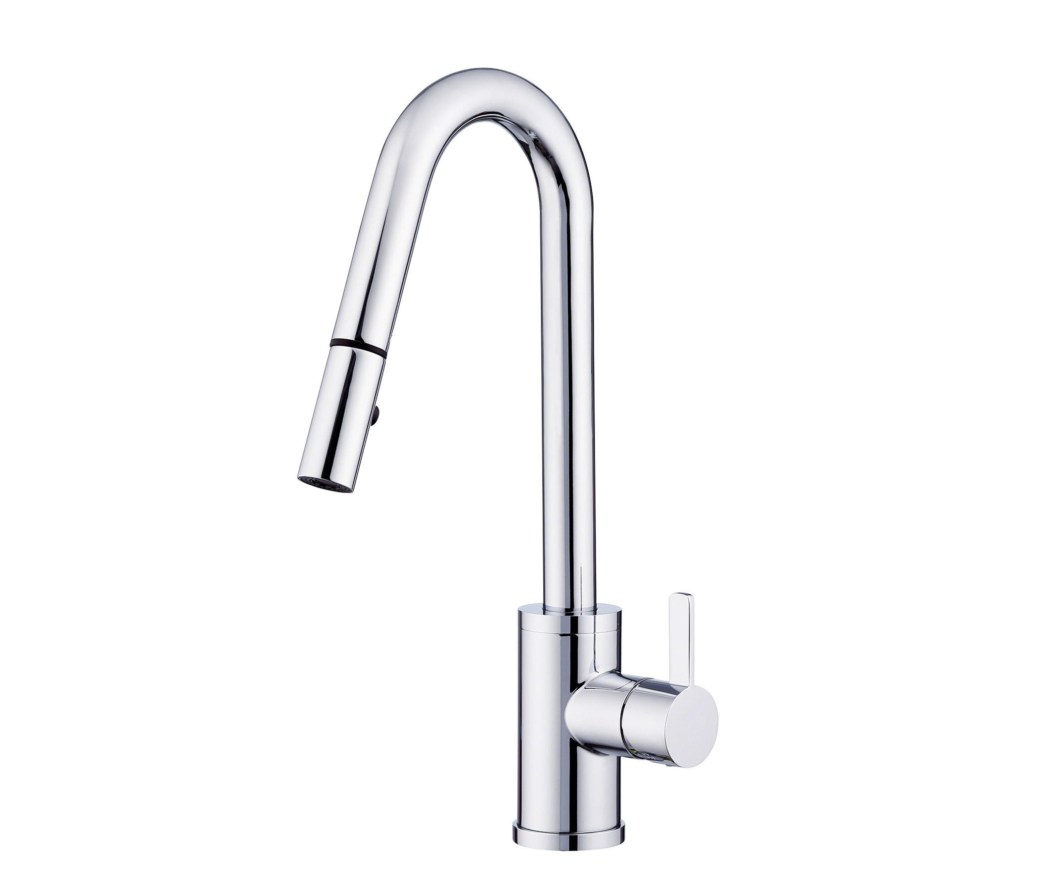 Amalfi™ | Single Handle Pull Down Kitchen Faucet, 1.75gpm By Danze |