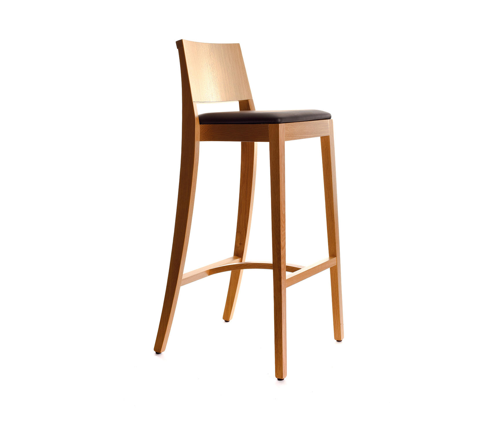 holz barstuhl osiris bar stools from manufakt architonic. Black Bedroom Furniture Sets. Home Design Ideas