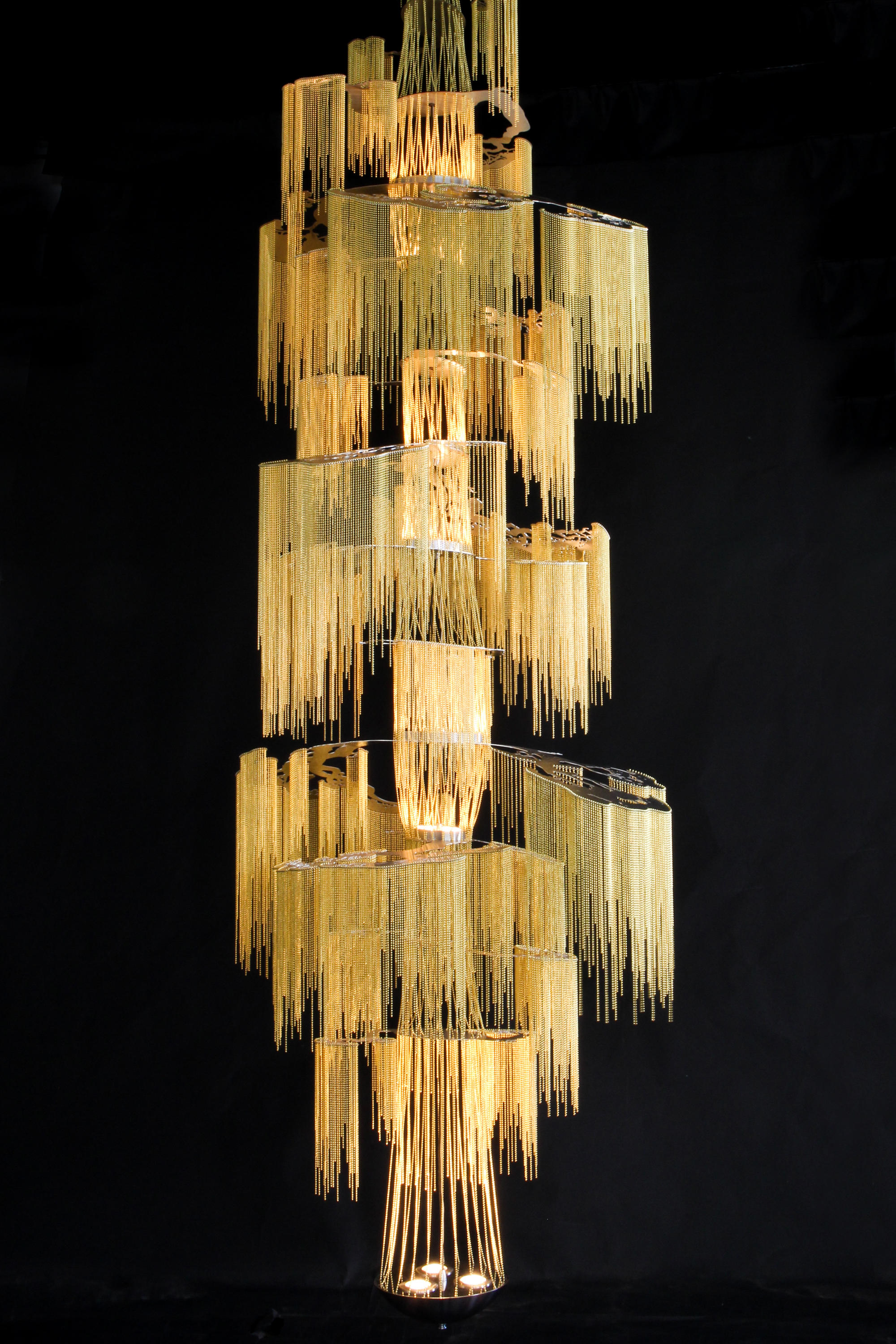 ENCHANTED FARAWAY TREE 12 TIER 1000 Lighting Objects From Willowlamp