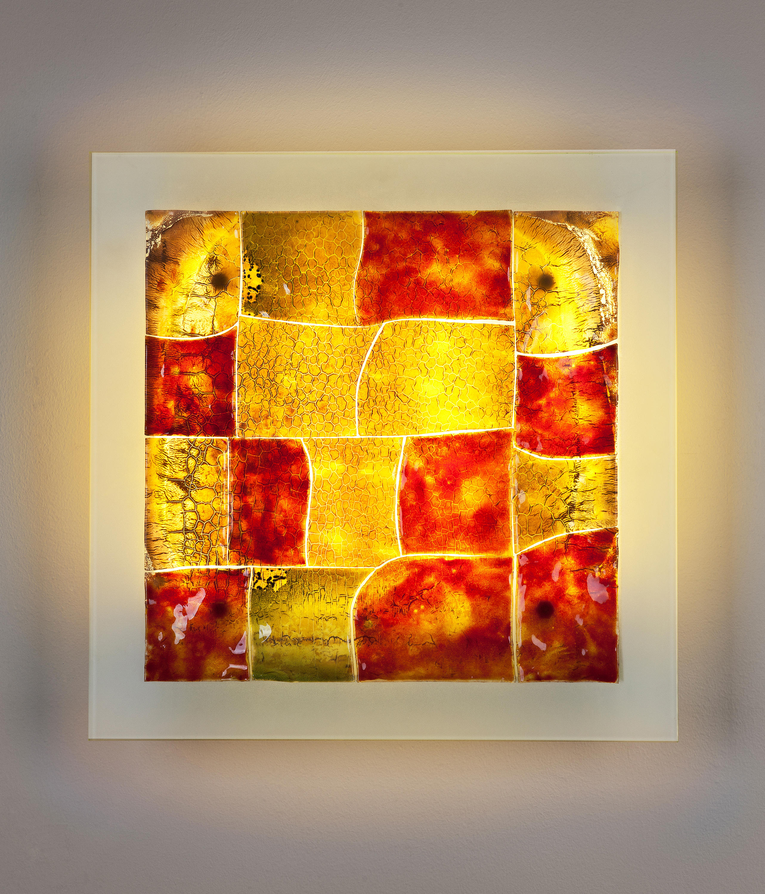FUSED GLASS LIGHTBOX - General lighting from Shakuff | Architonic