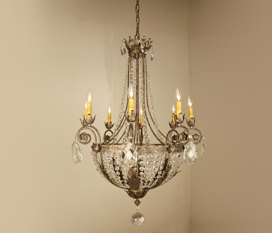 Annabella Chandelier Suspended Lights From 2nd Ave
