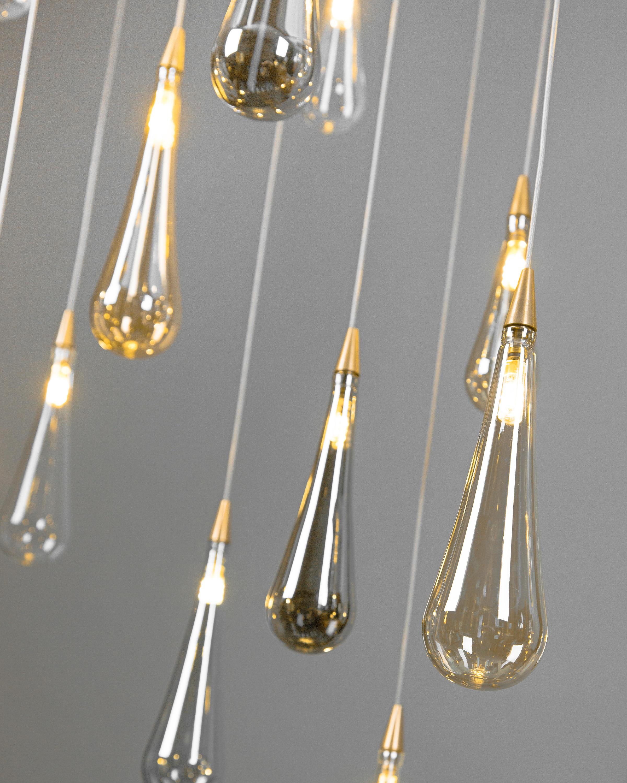 RAIN DROP - Suspended lights from Shakuff | Architonic