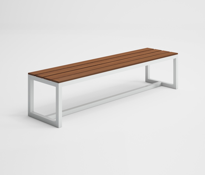 Saler Soft Teak Bench Garden Benches From Gandiablasco Architonic