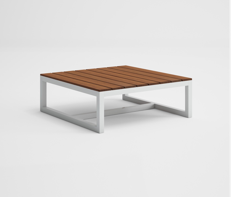 SALER SOFT TEAK LOW TABLE