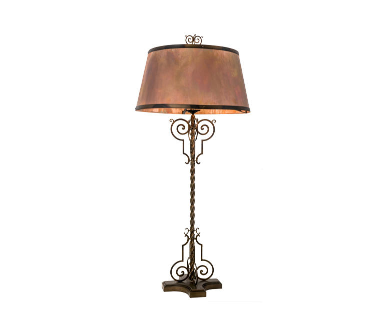 Clarice floor lamp by 2nd ave lighting general lighting