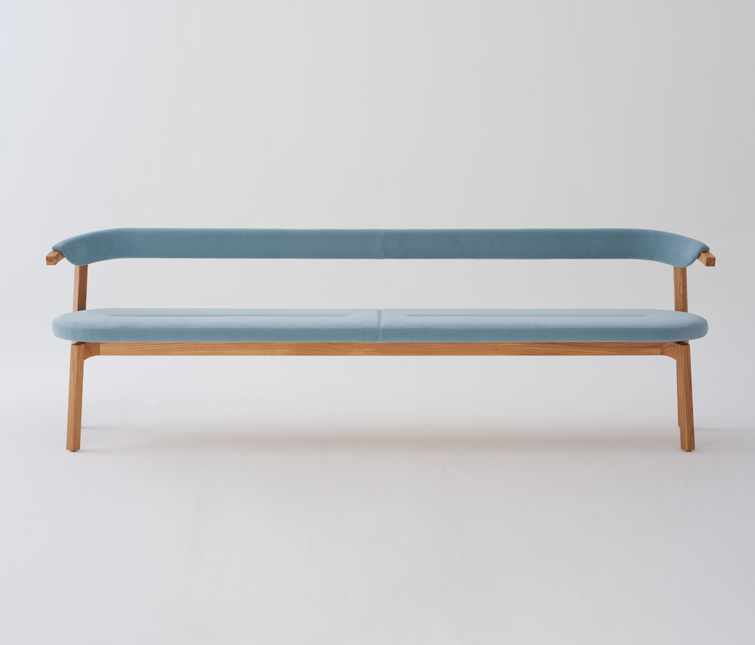 benches with armrests  high quality designer benches  architonic - weda  waiting area benches  davis furniture