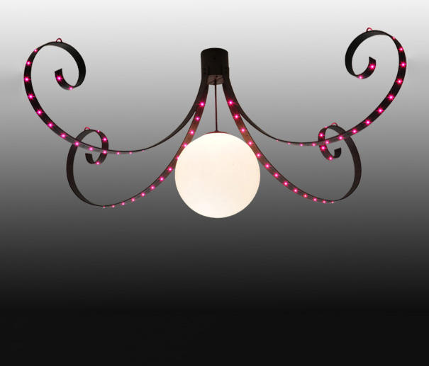 METRO PIZZA PENDANT - Ceiling lights from 2nd Ave Lighting