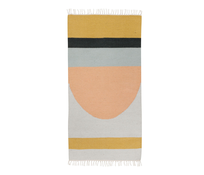 kelim rug small semicircle rugs designer rugs from. Black Bedroom Furniture Sets. Home Design Ideas