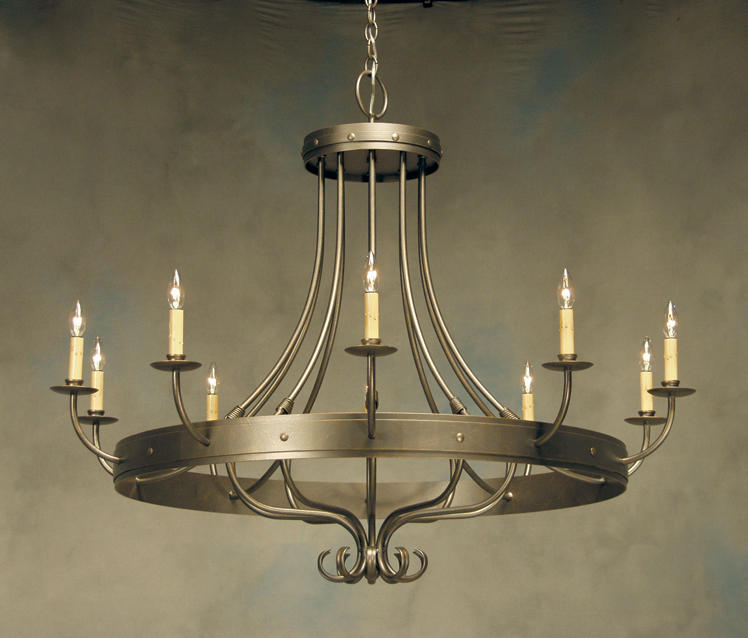 Silvana Chandelier Suspended Lights From 2nd Ave Lighting
