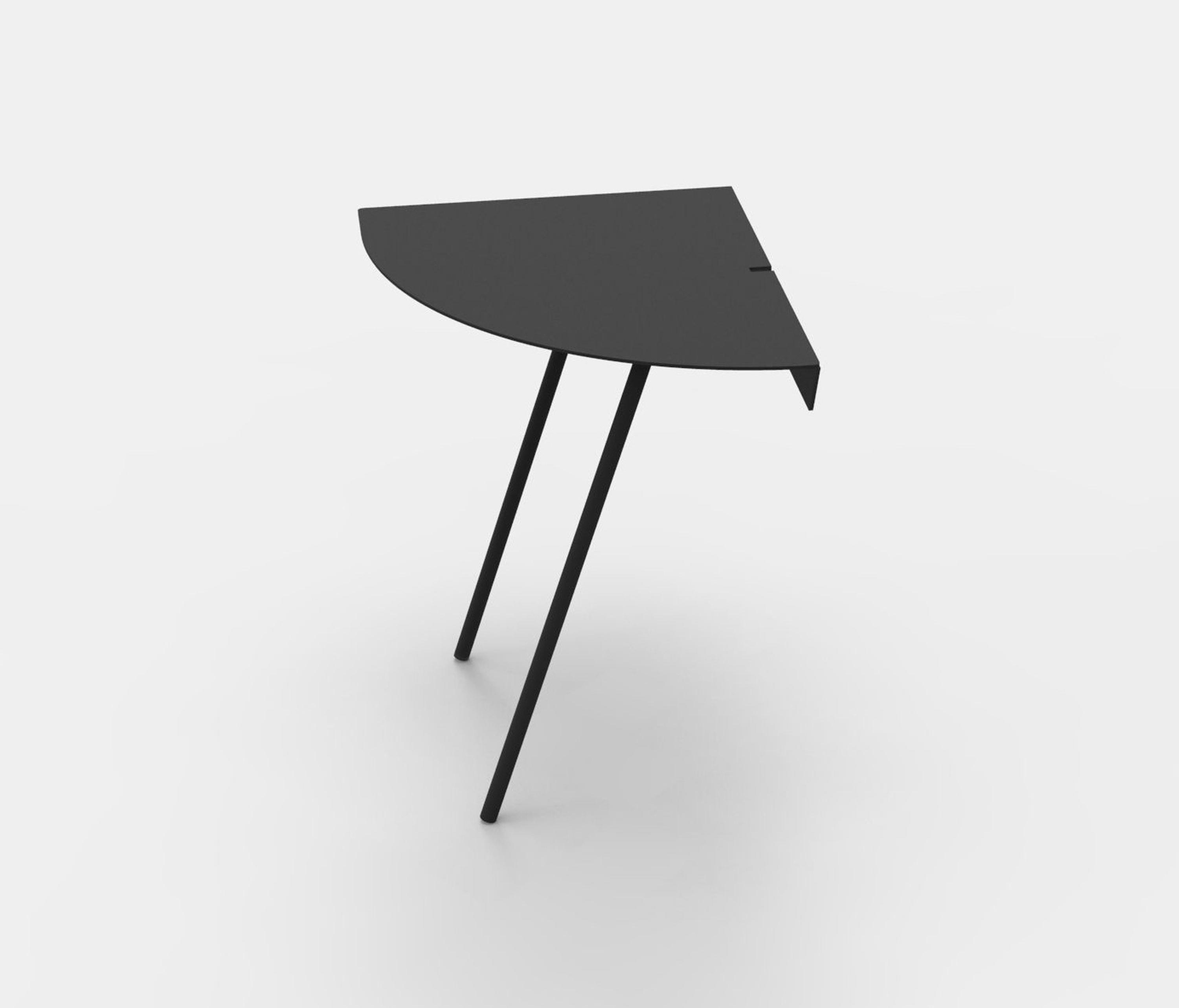 Unled Table Half Circle By Story Coffee Tables
