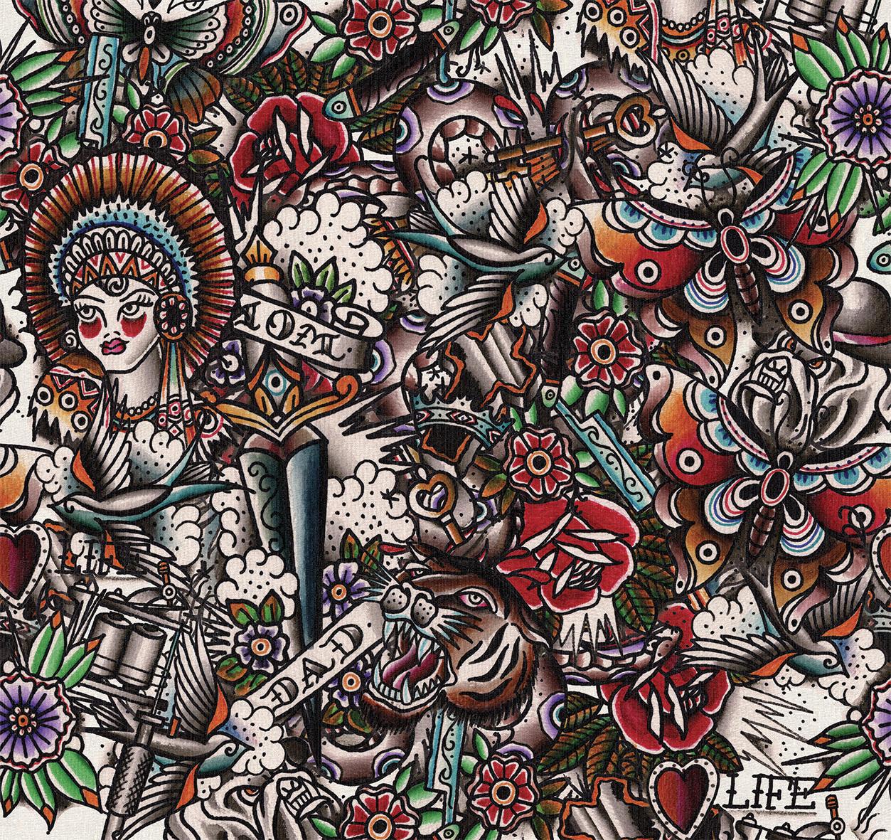 PURA VIDA - Wall coverings / wallpapers
