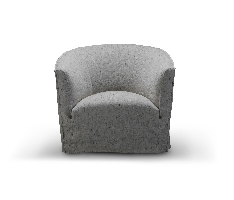 KLARA CLUB CHAIR Armchairs from Verellen