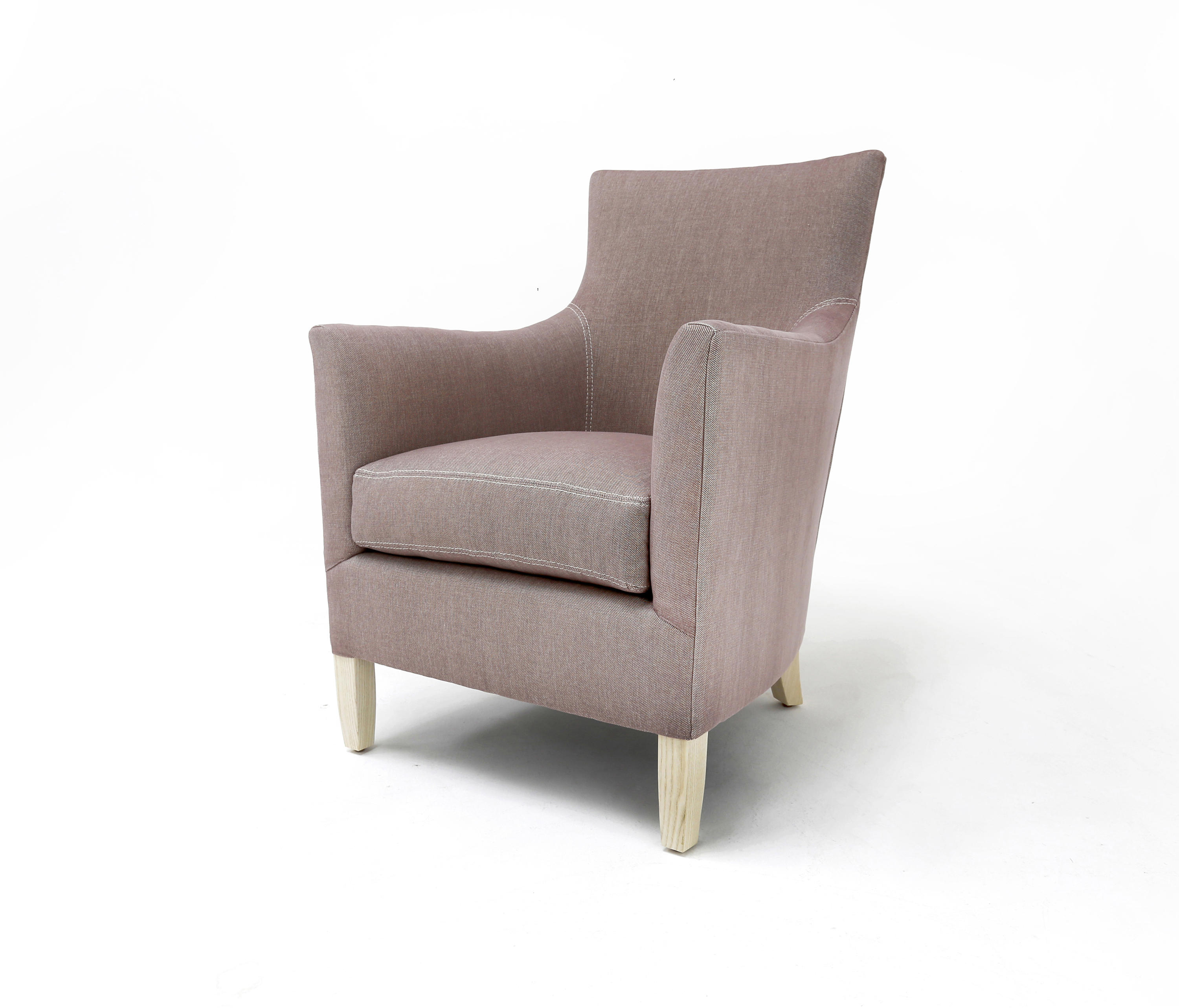 VICTOR CLUB CHAIR Lounge chairs from Verellen