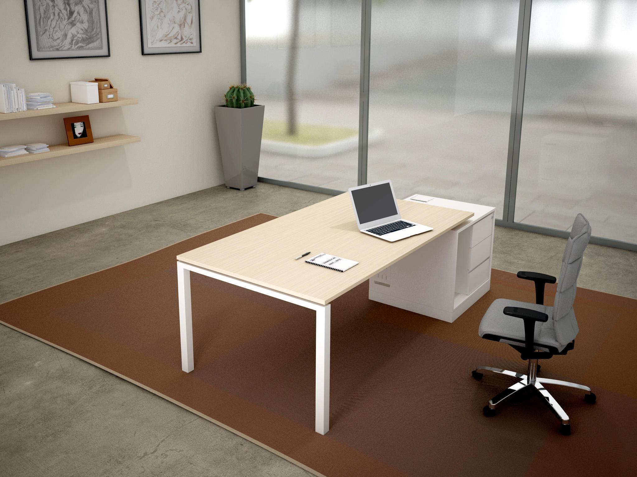Asterisco In  Executive Desk - Desks From Estel Group -8473