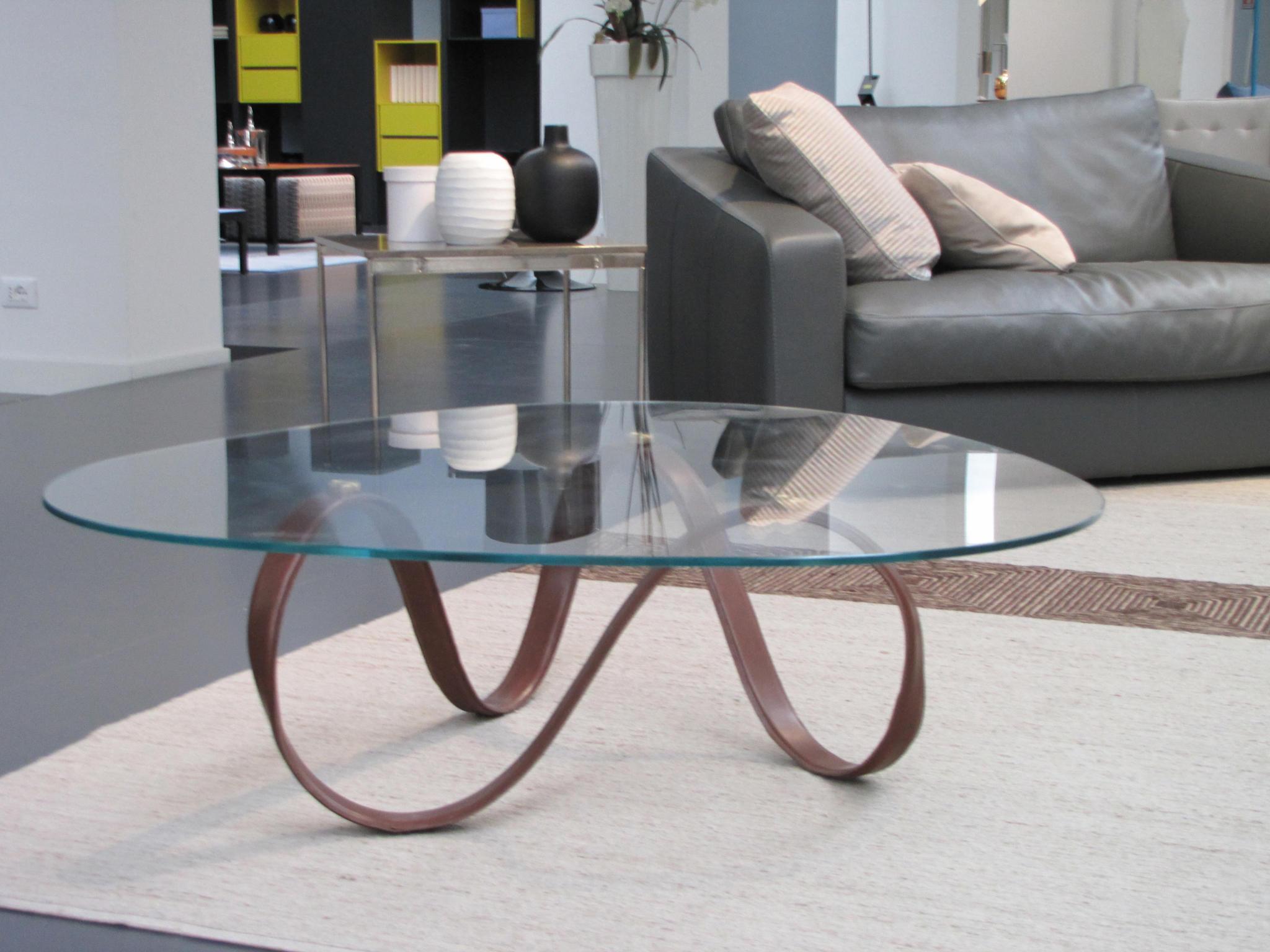 Belt tavolini da salotto estel group architonic for Tavolini design