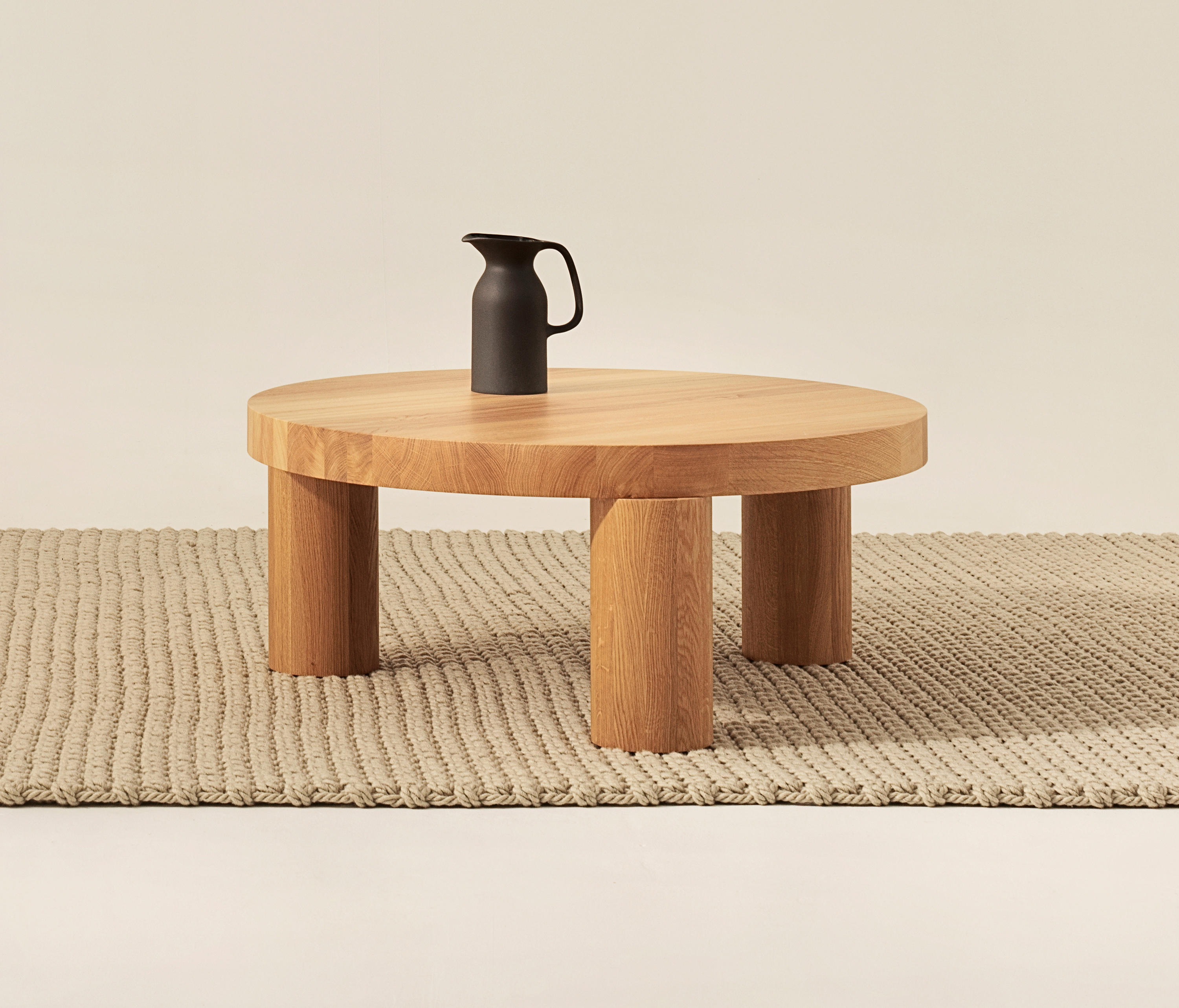 Offset Coffee Table By Resident Tables