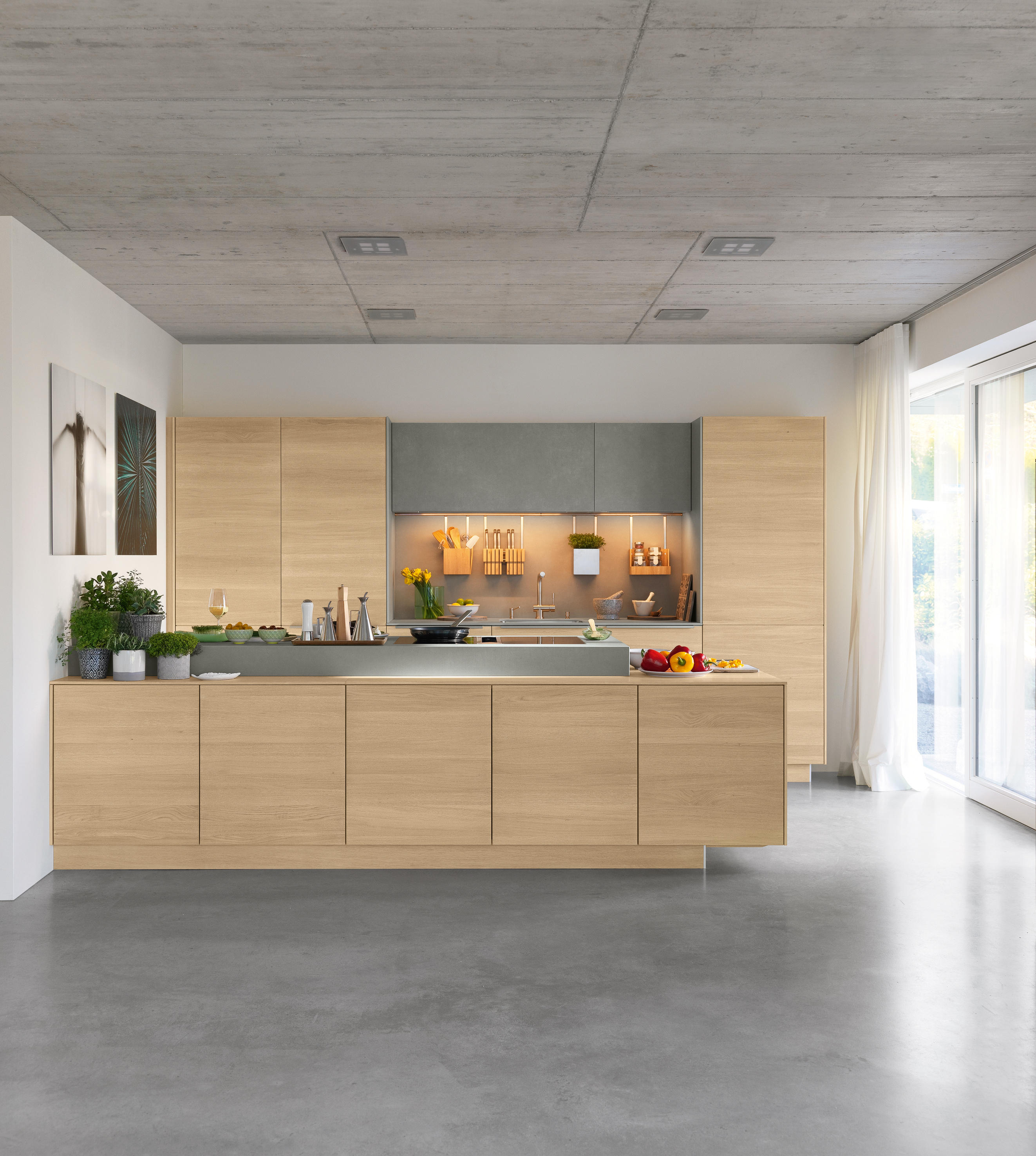 Küche team 7  FILIGNO KITCHEN - Fitted kitchens from TEAM 7 | Architonic