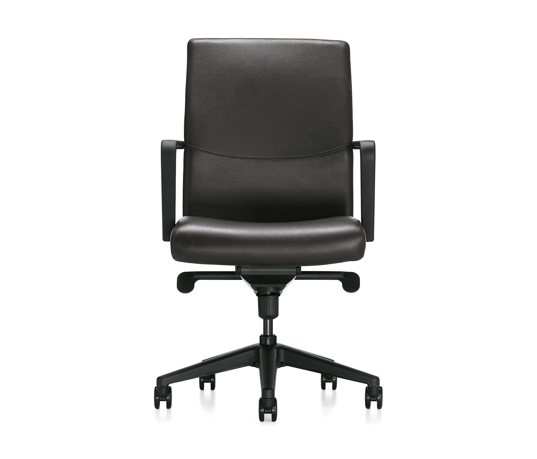 Vanilla 5461 chaises de travail de keilhauer architonic for Chaise de travail