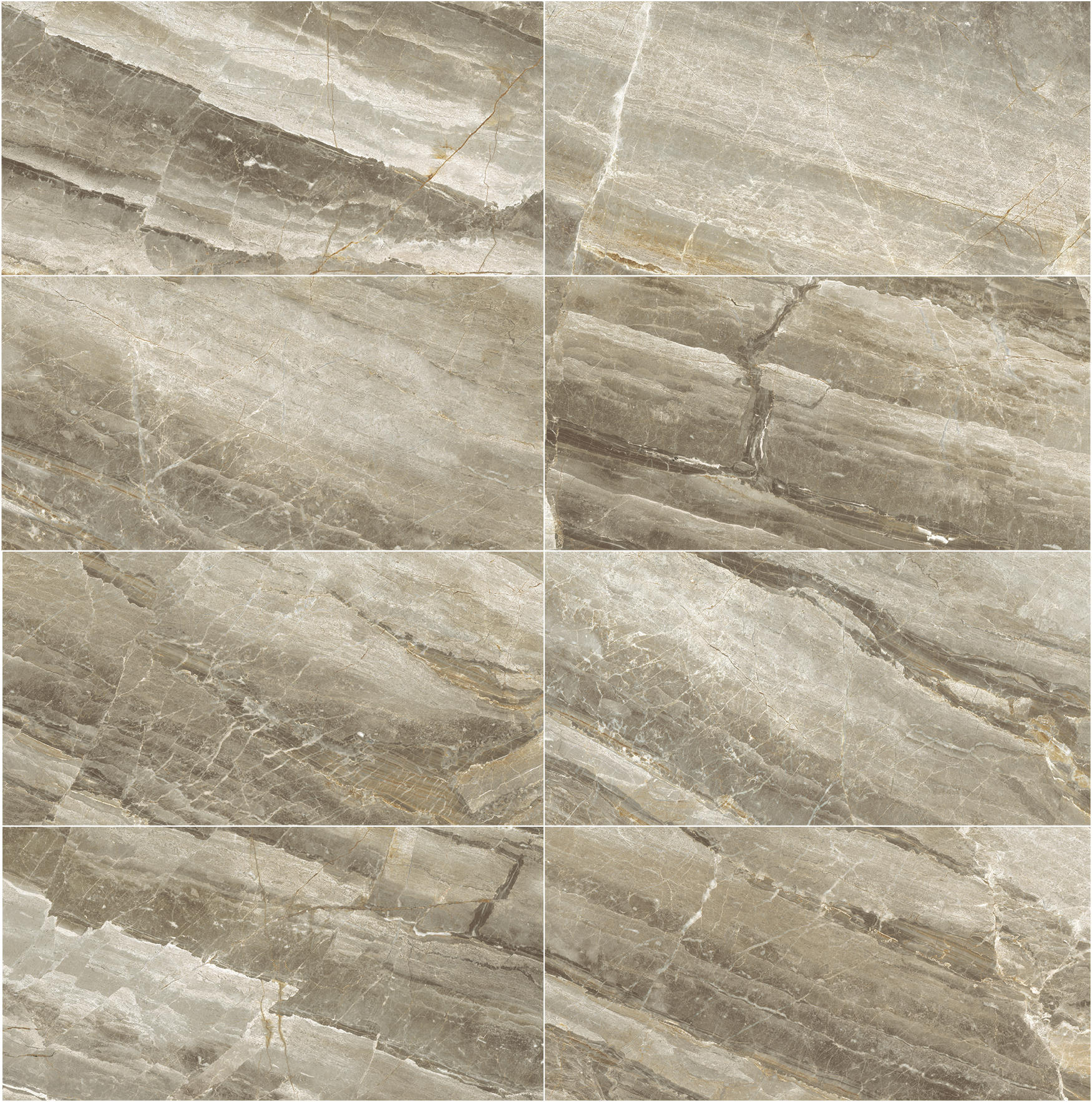 Marble Tiles Product : Brown assinis fantasia natural stone panels from gani