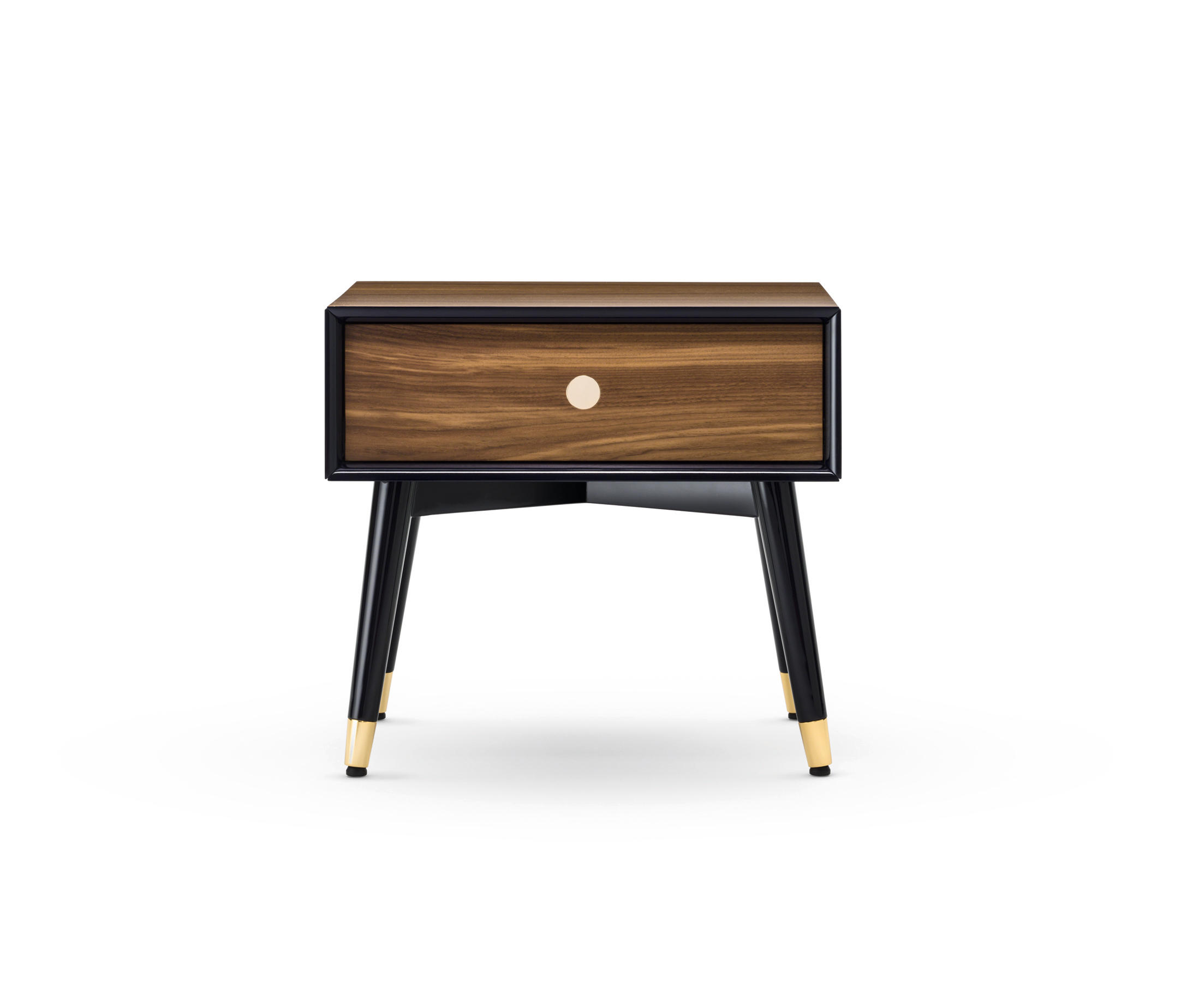 Anton Bed Side Table By Black Tie | Night Stands ...