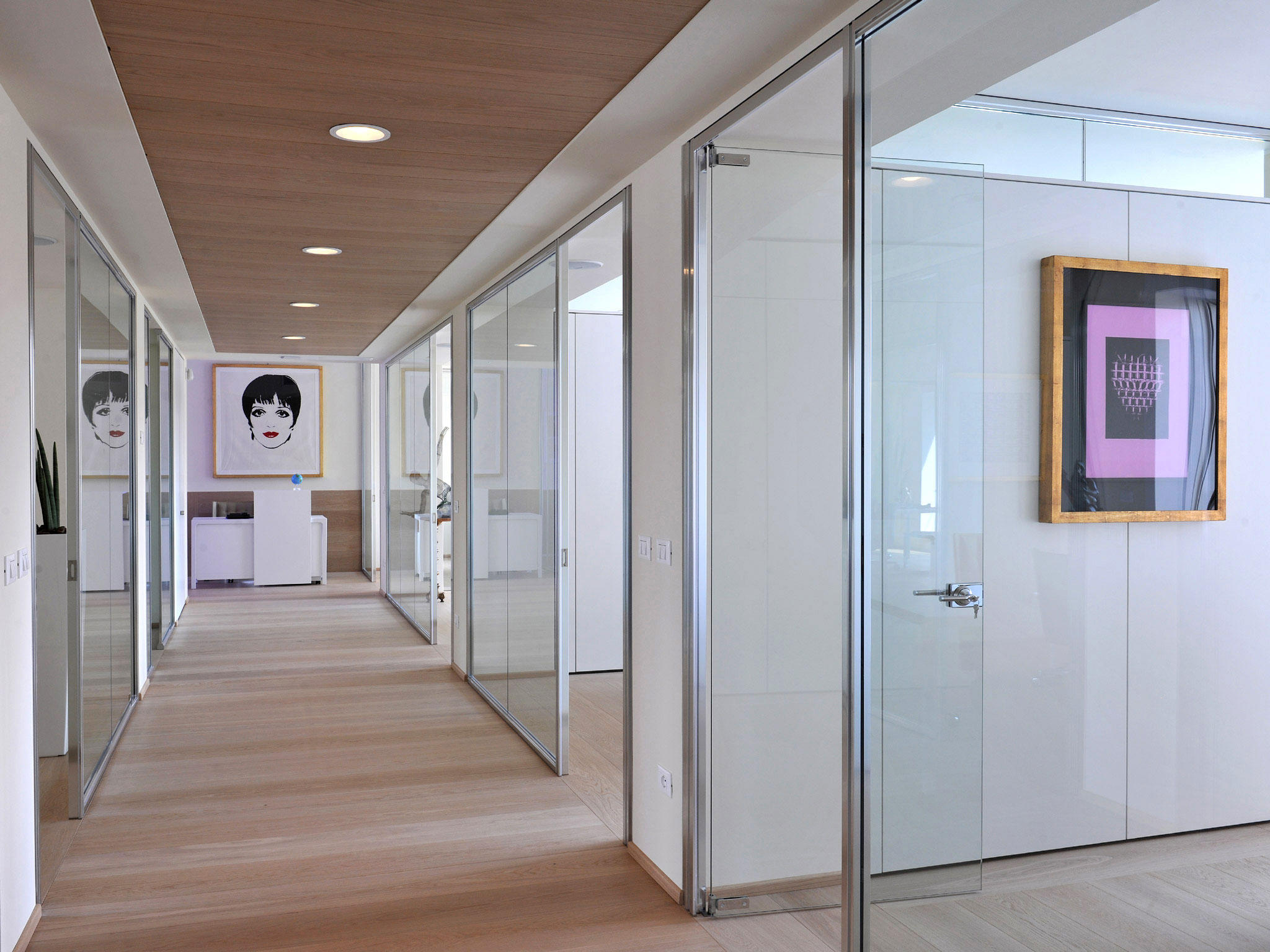 Slimbox Wall Partitions Sound Absorbing Architectural