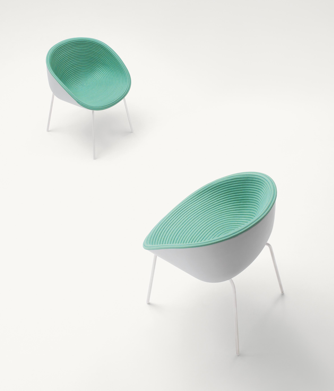 AMABLE - Stühle von Paola Lenti | Architonic