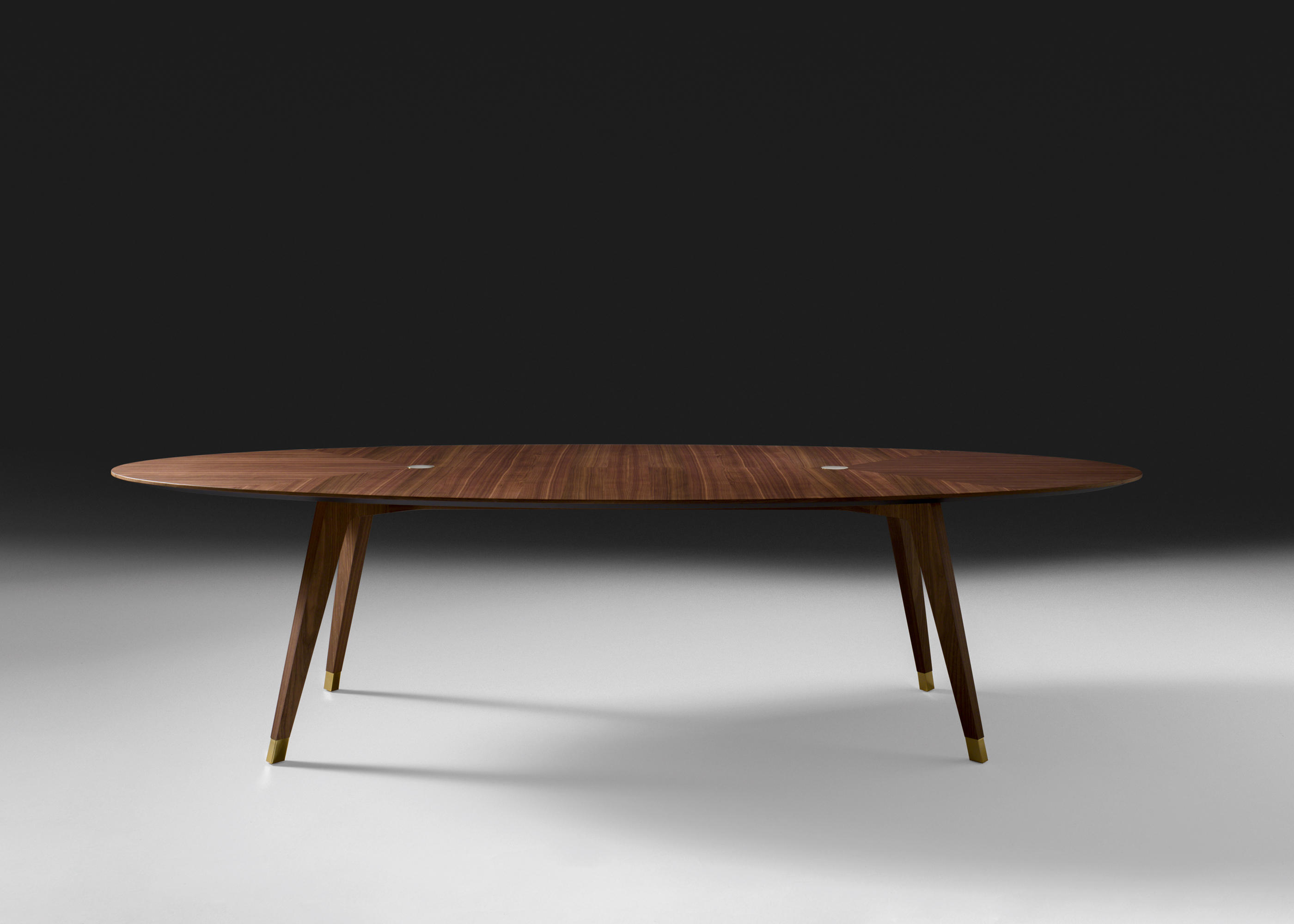 SANTIAGO DINING TABLE Dining tables from black tie