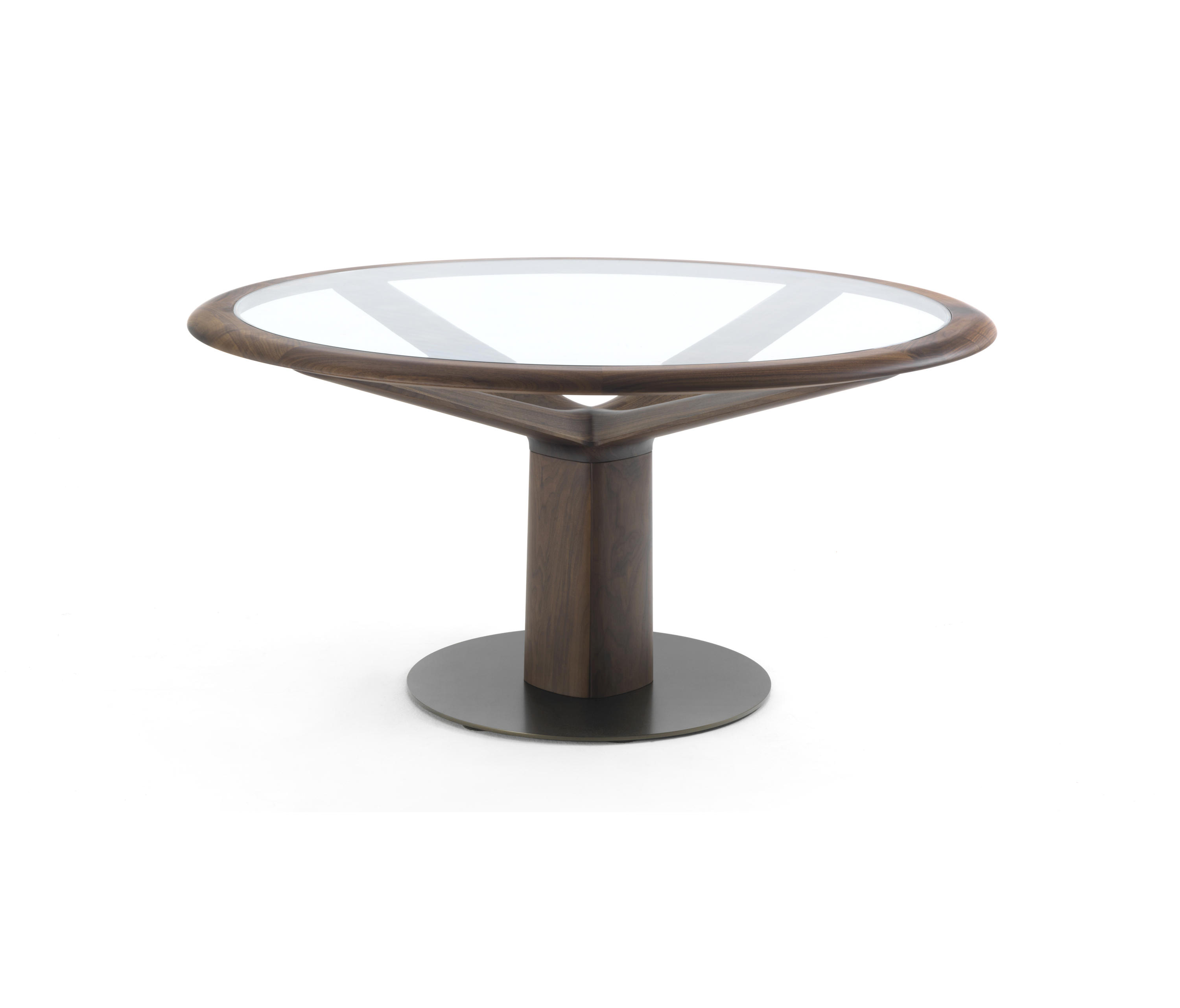 TRUNK Lounge tables from Porada