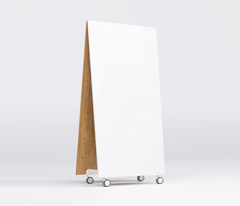 Bathroom Paneling Whiteboard 201x300.jpg Henge Whiteboard by Schiavello International Pty Ltd | Flip charts -  Writing boards