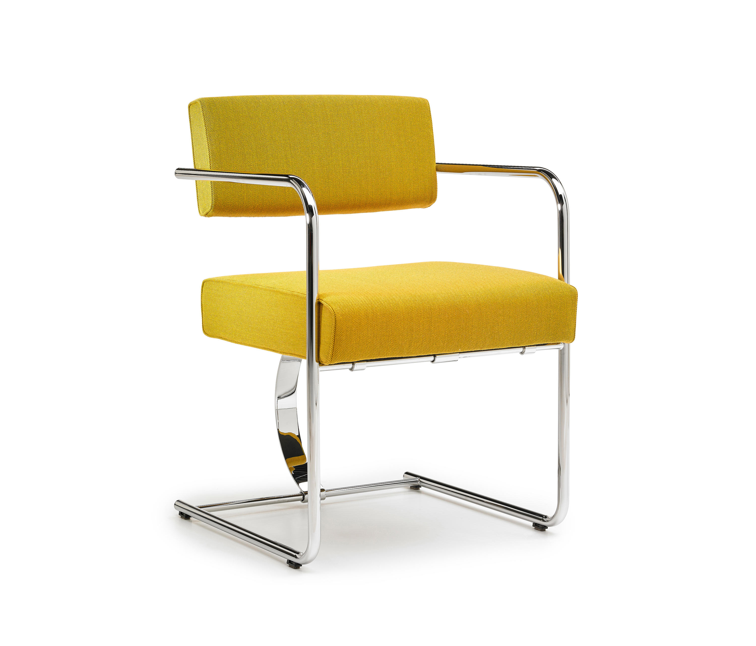Cantilever chair steel besucherst hle von vs architonic for Chair vs chairman