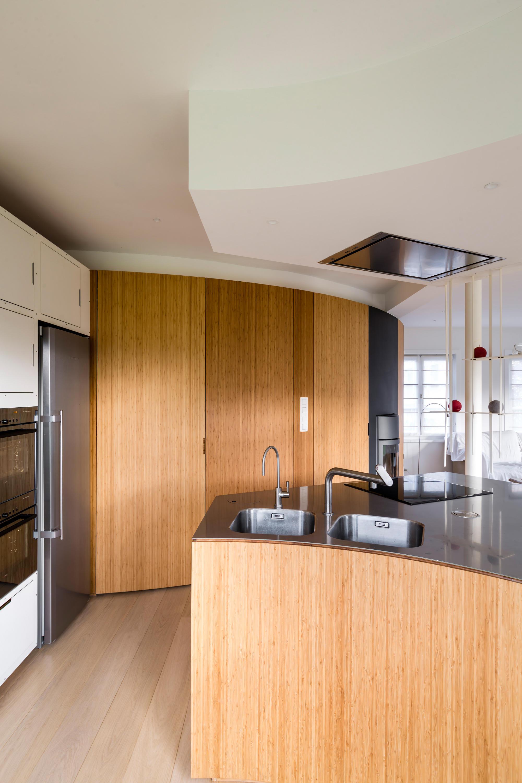 P kitchen cocinas integrales de jo a architonic for Disenador de cocinas integrales