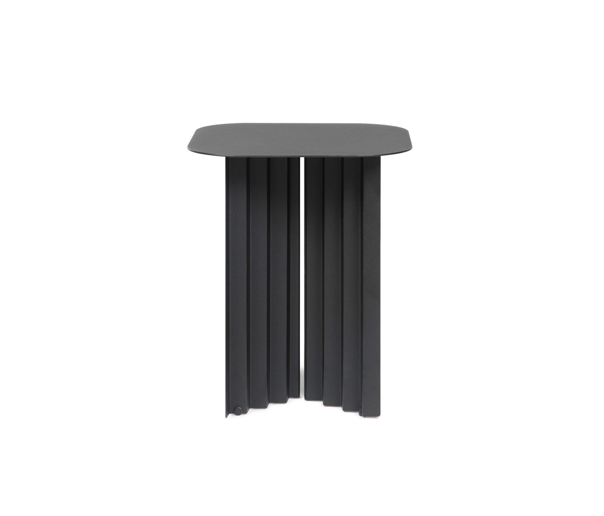 plec table small metal side tables from rs barcelona. Black Bedroom Furniture Sets. Home Design Ideas