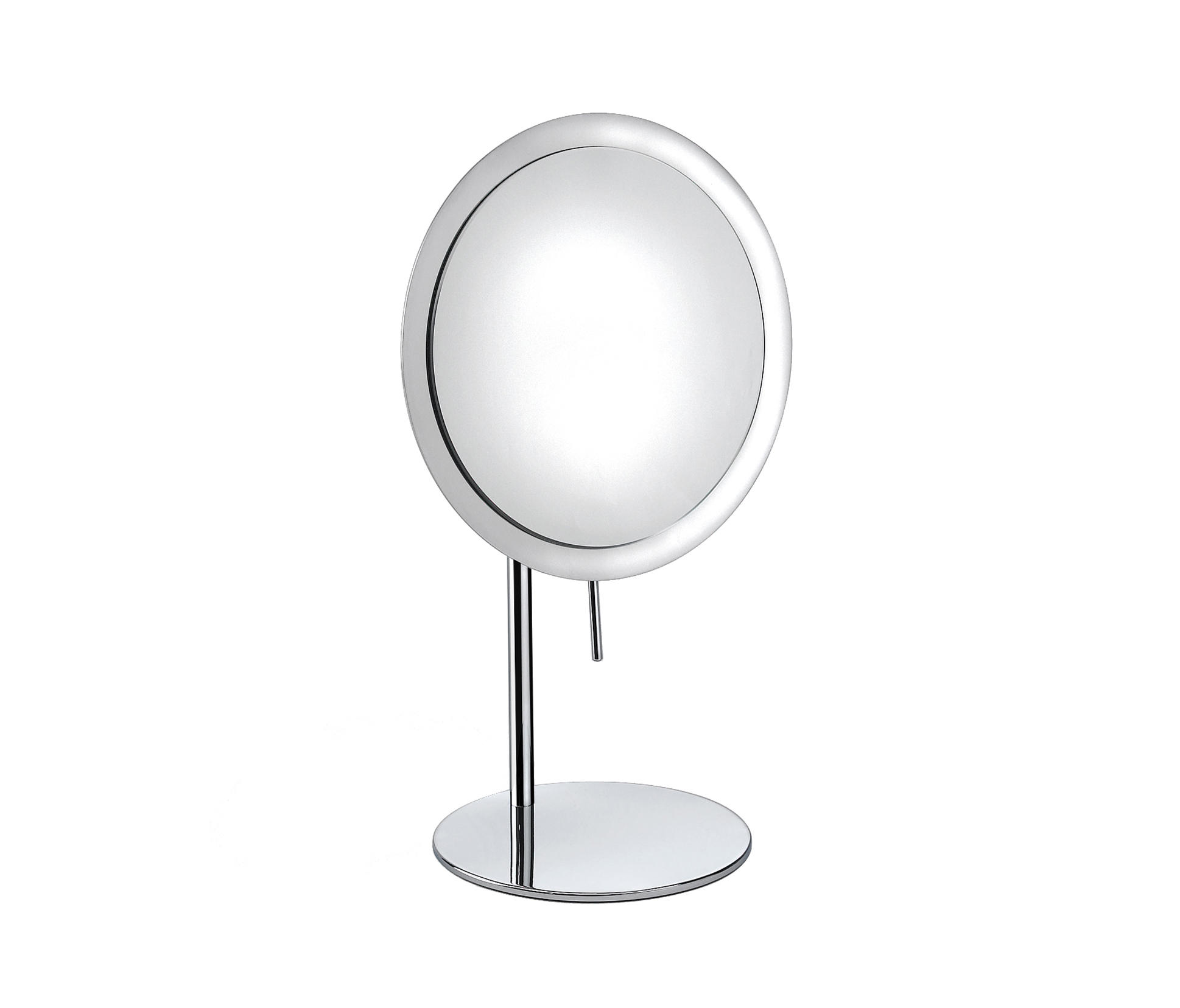 Illusion Free Standing Magnifying Mirror Mirrors From Pomd Or