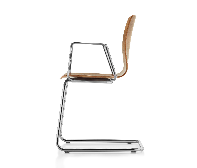 fiore freischwinger st hle von dauphin architonic. Black Bedroom Furniture Sets. Home Design Ideas