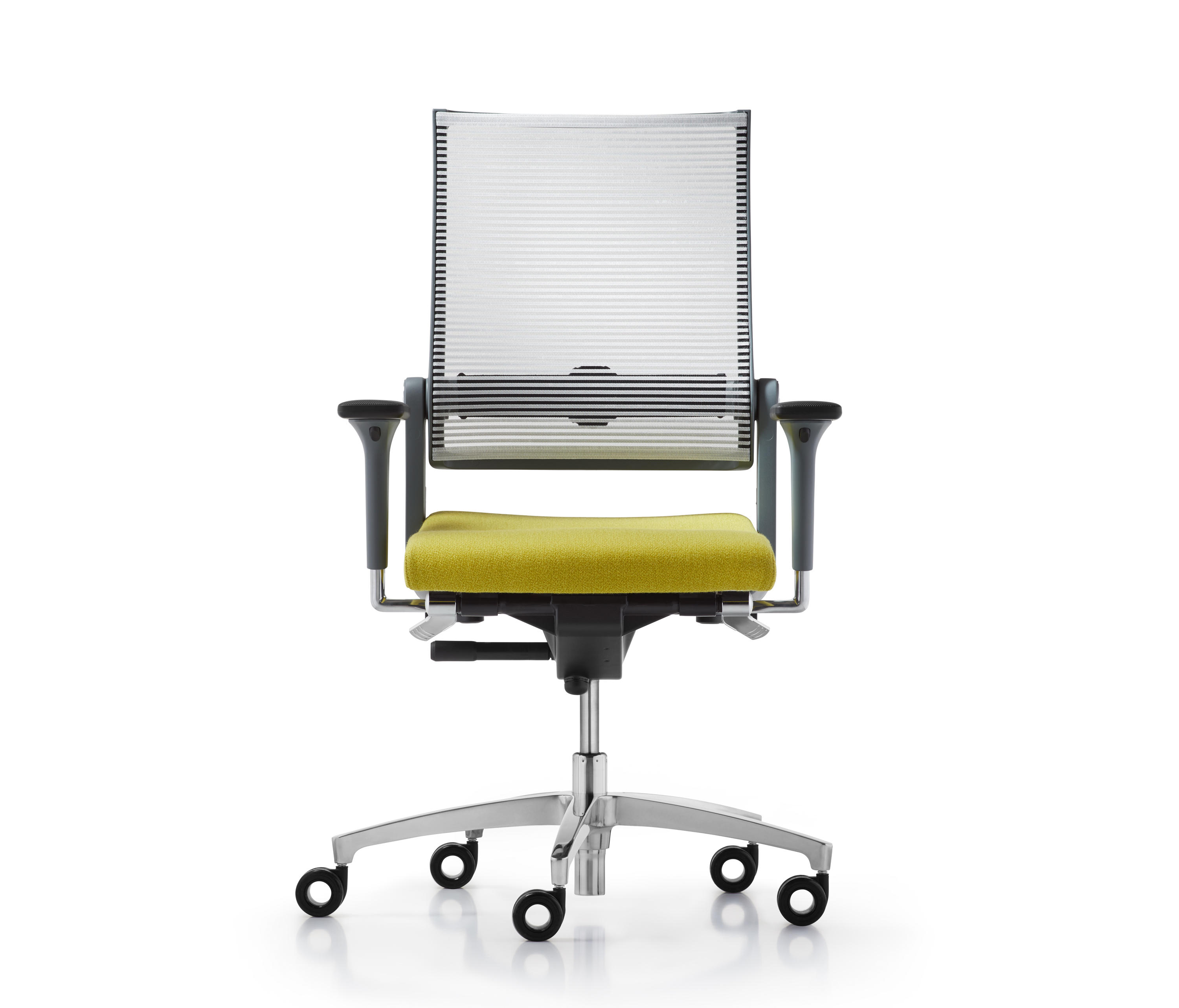 Pleasant Lordo Flex Office Chairs From Dauphin Architonic Lamtechconsult Wood Chair Design Ideas Lamtechconsultcom