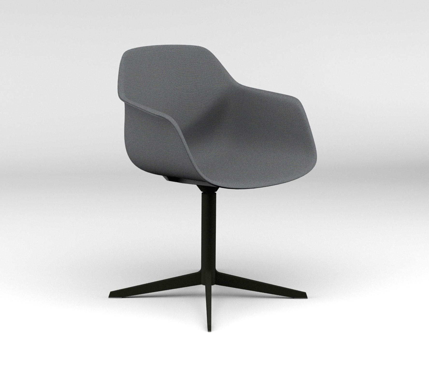 FOUR ME® 99 UPHOLSTERY - Visitors chairs / Side chairs from Four ...
