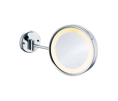 hotel wall mounted led magnifying mirror shaving mirrors from bagnodesign architonic. Black Bedroom Furniture Sets. Home Design Ideas