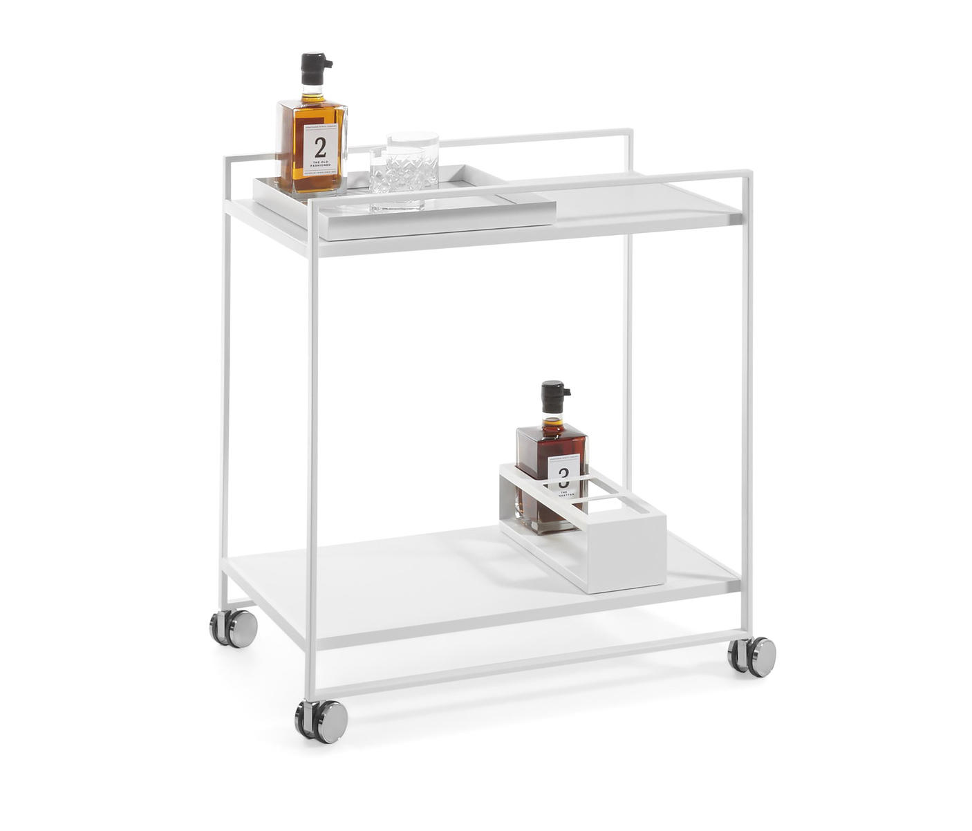 Flat Trolley Table By Yomei | Trolleys
