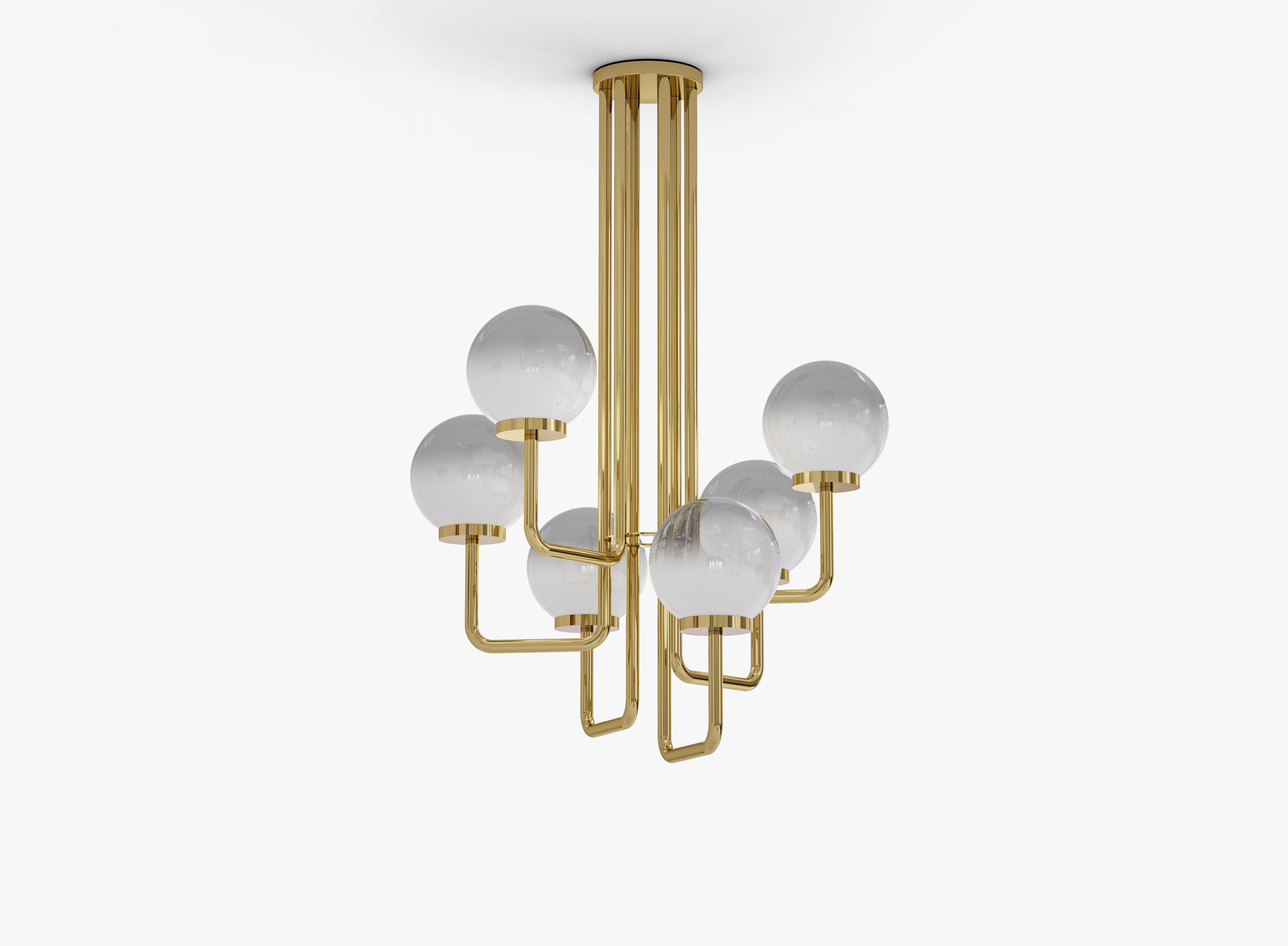 ILLOGICA ALLEGRIA – CHANDELIER - General lighting from GIOPAGANI ...
