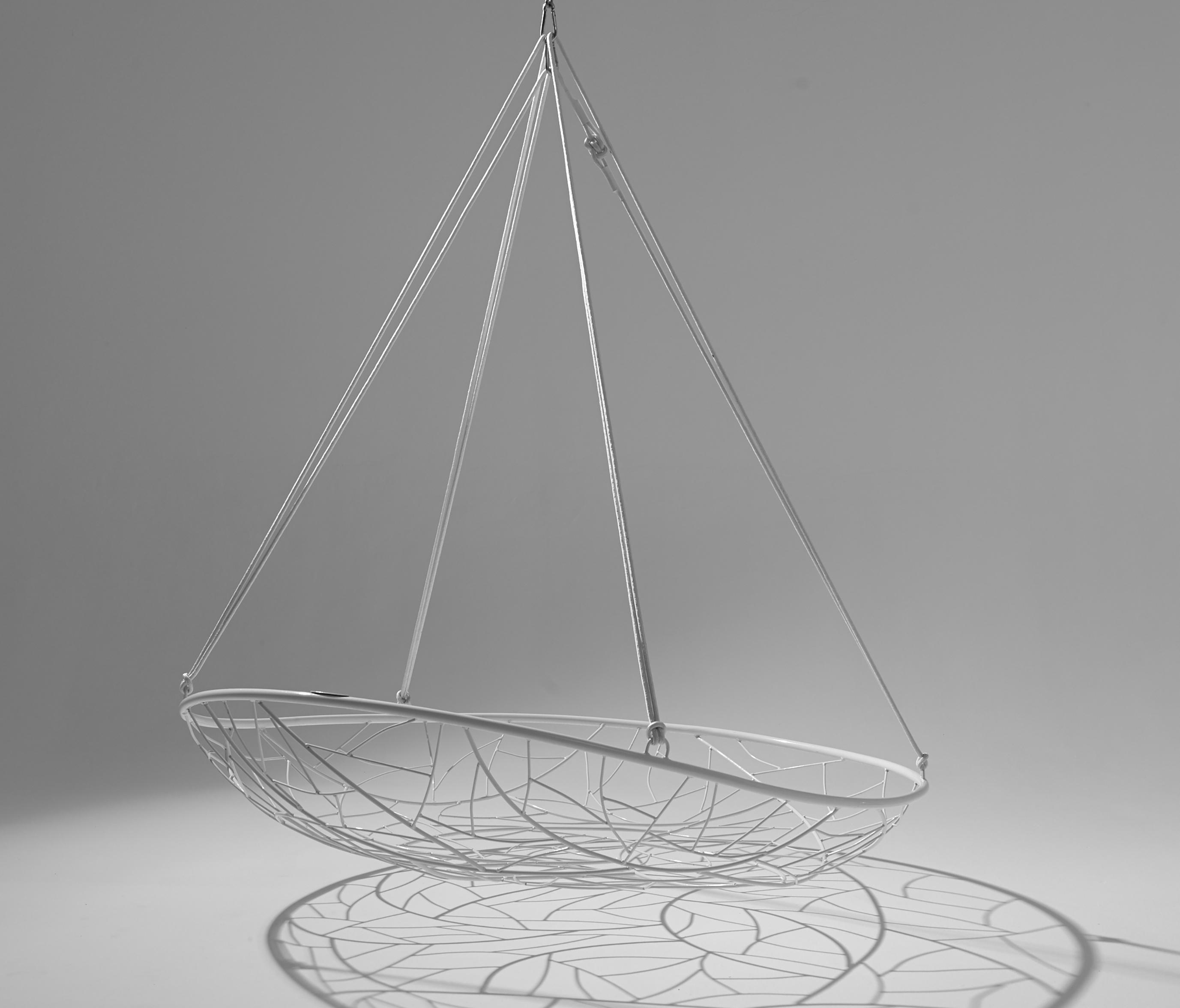 ... Big Basket Hanging Swing Chair By Studio Stirling | Garden Chairs ... Photo Gallery
