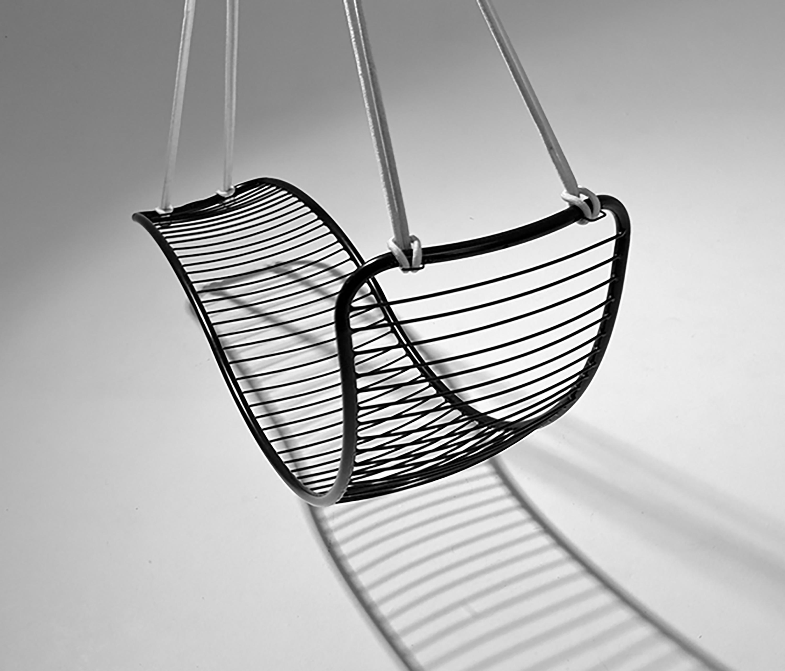 POD HANGING SWING CHAIR Garden chairs from Studio Stirling