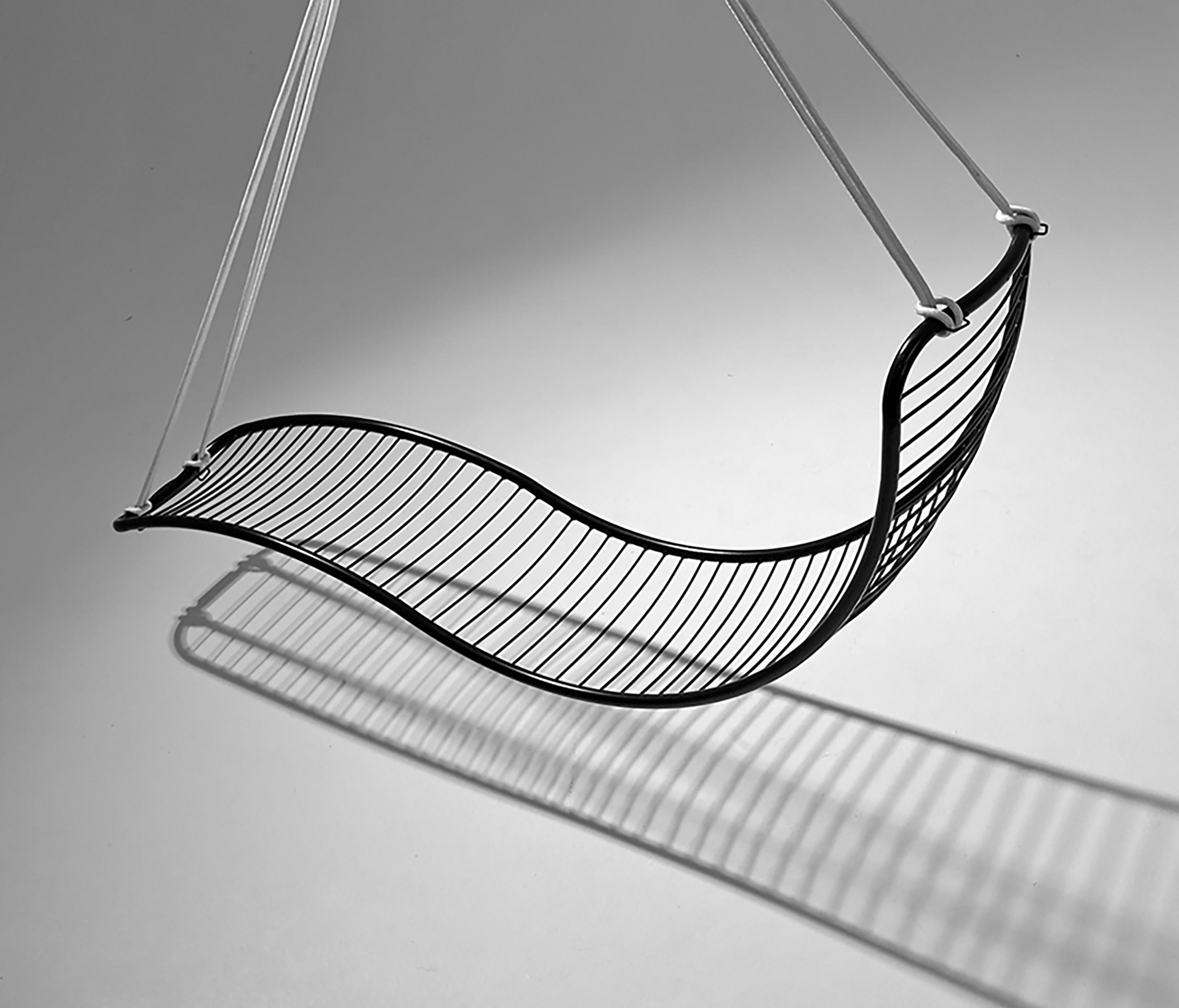 ... Pod hanging swing chair by Studio Stirling | Swings ...  sc 1 st  Architonic & POD HANGING SWING CHAIR - Swings from Studio Stirling | Architonic