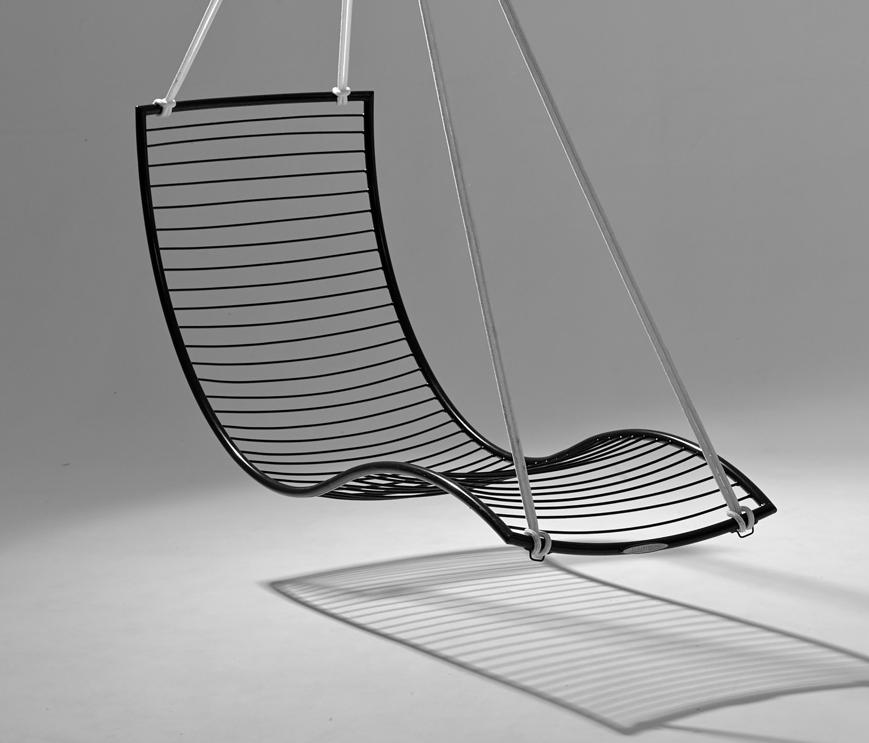 Curve Hanging Swing Chair By Studio Stirling Swings