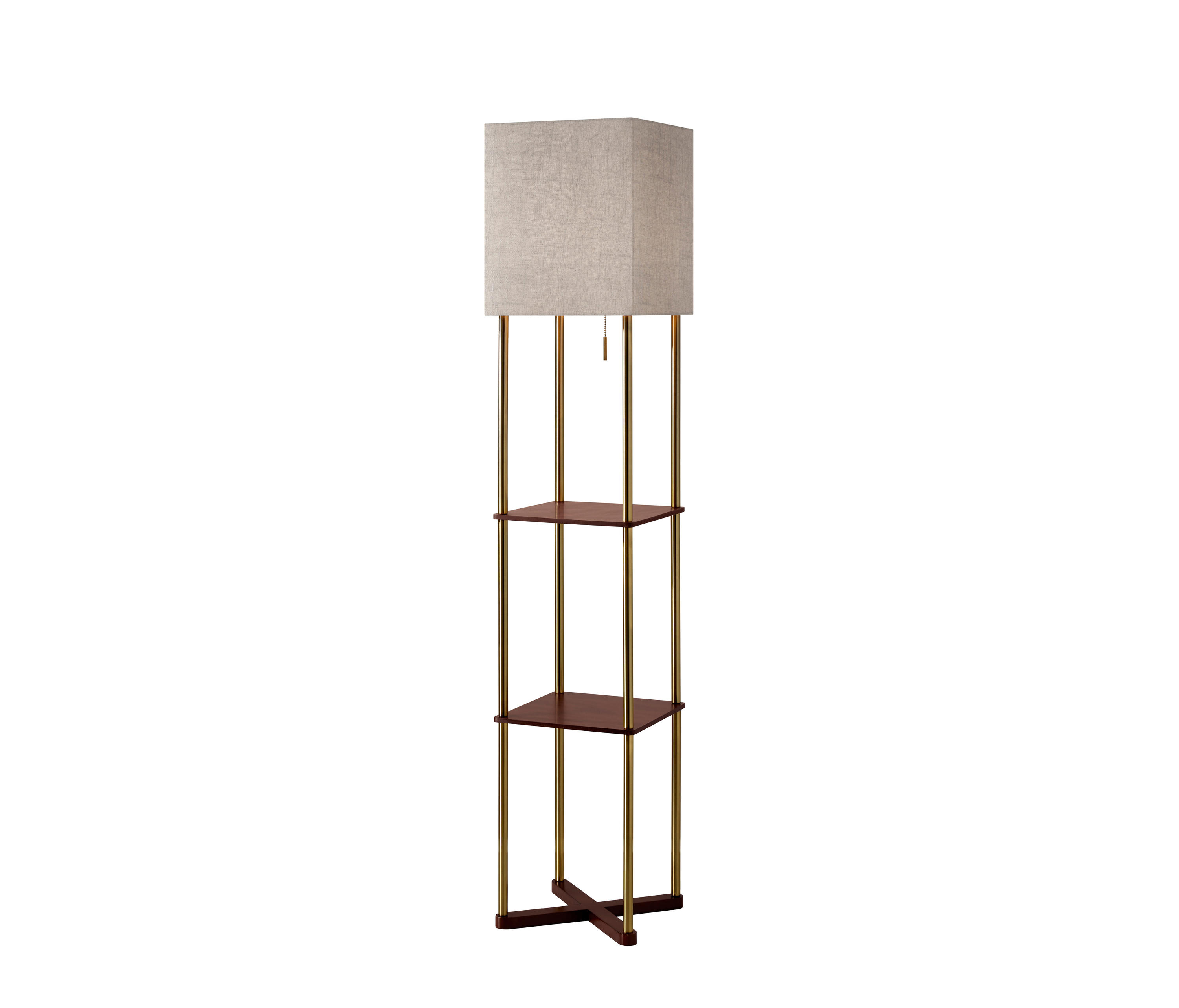 pin com drawer from adesso hayneedle lamp shelf black floor with parker