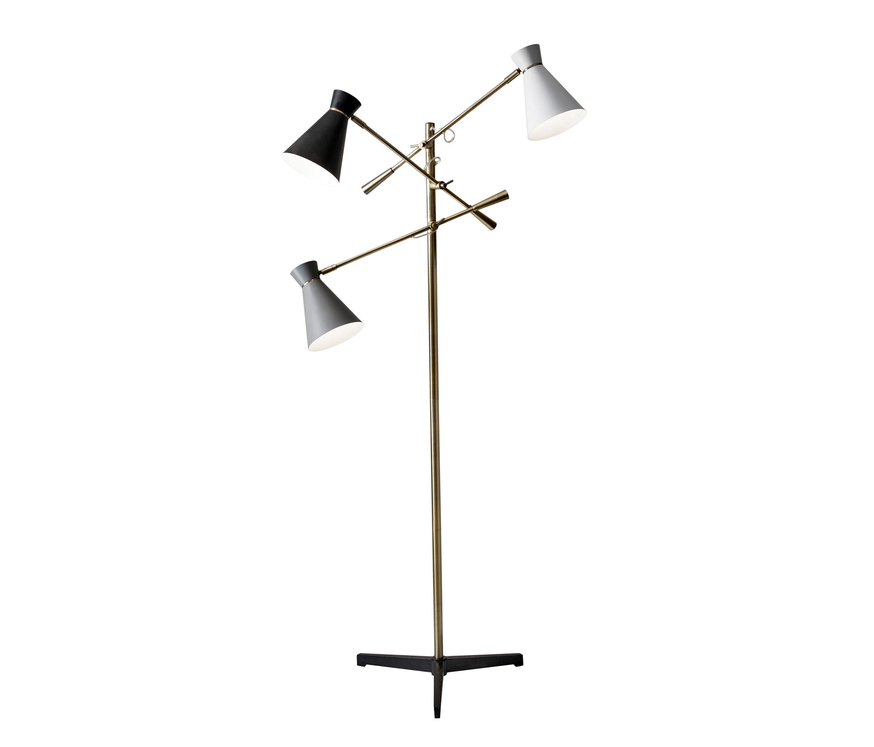 simple hubbardton lines with lamp floor swing detail arm skt forge products product
