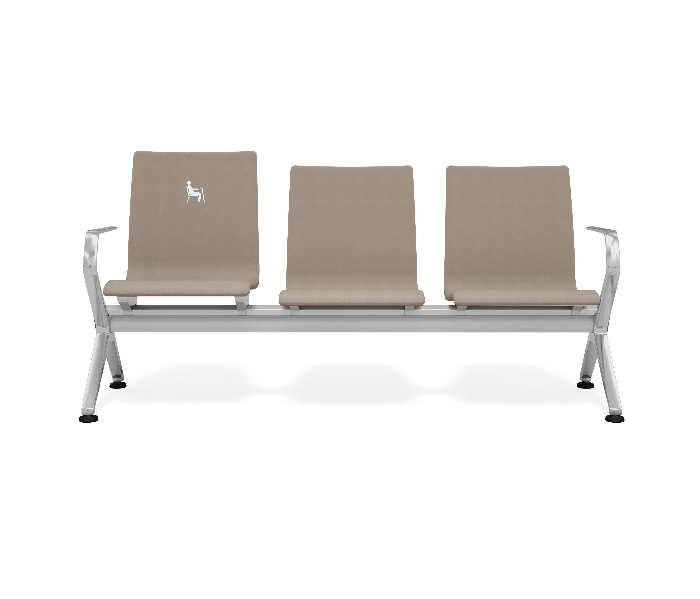 8305/5 V-TRAVEL - Sitzbänke von Kusch+Co | Architonic