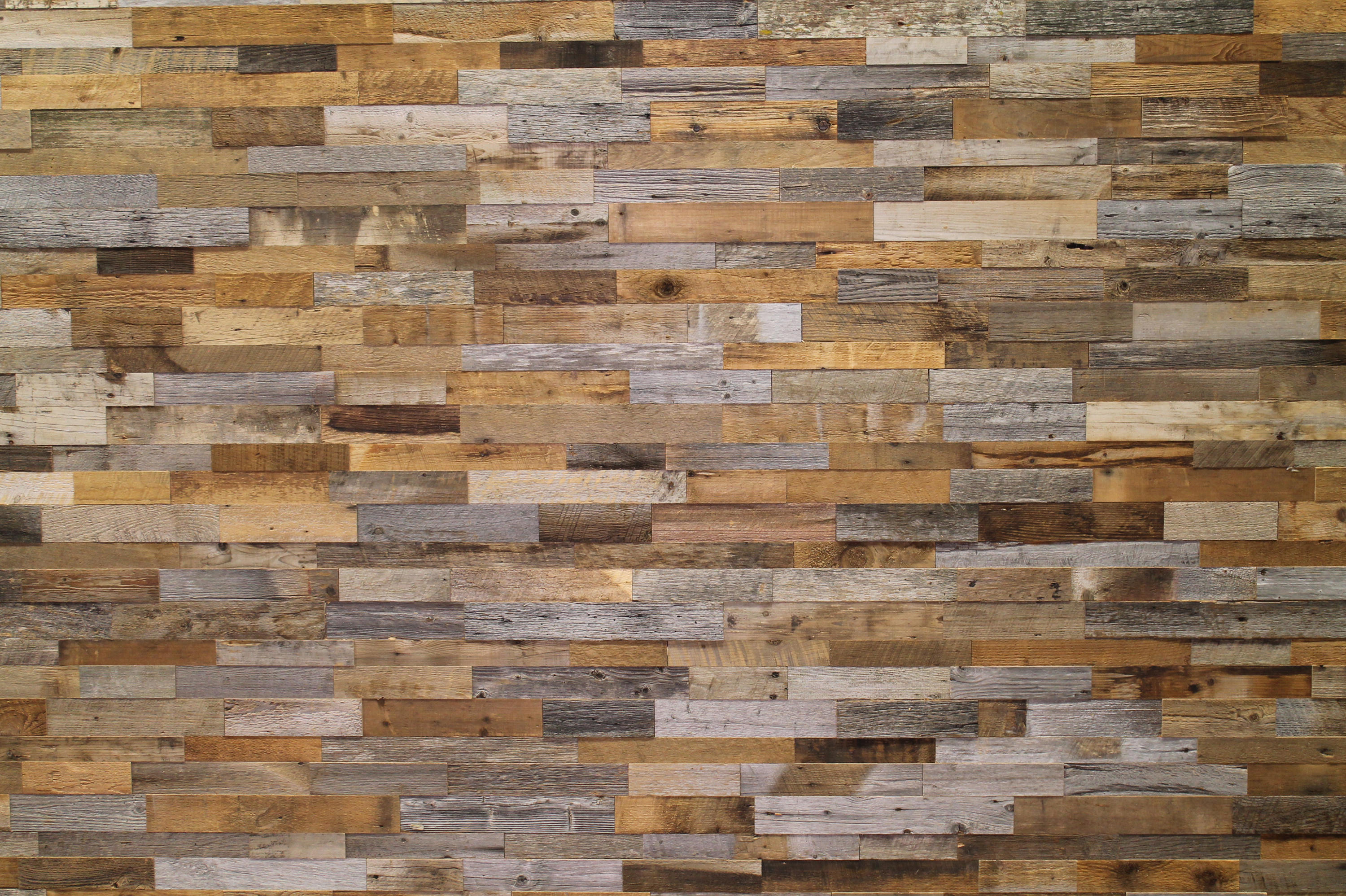 Interlock Reclaimed Barnwood Eco Panels Wall Panels From