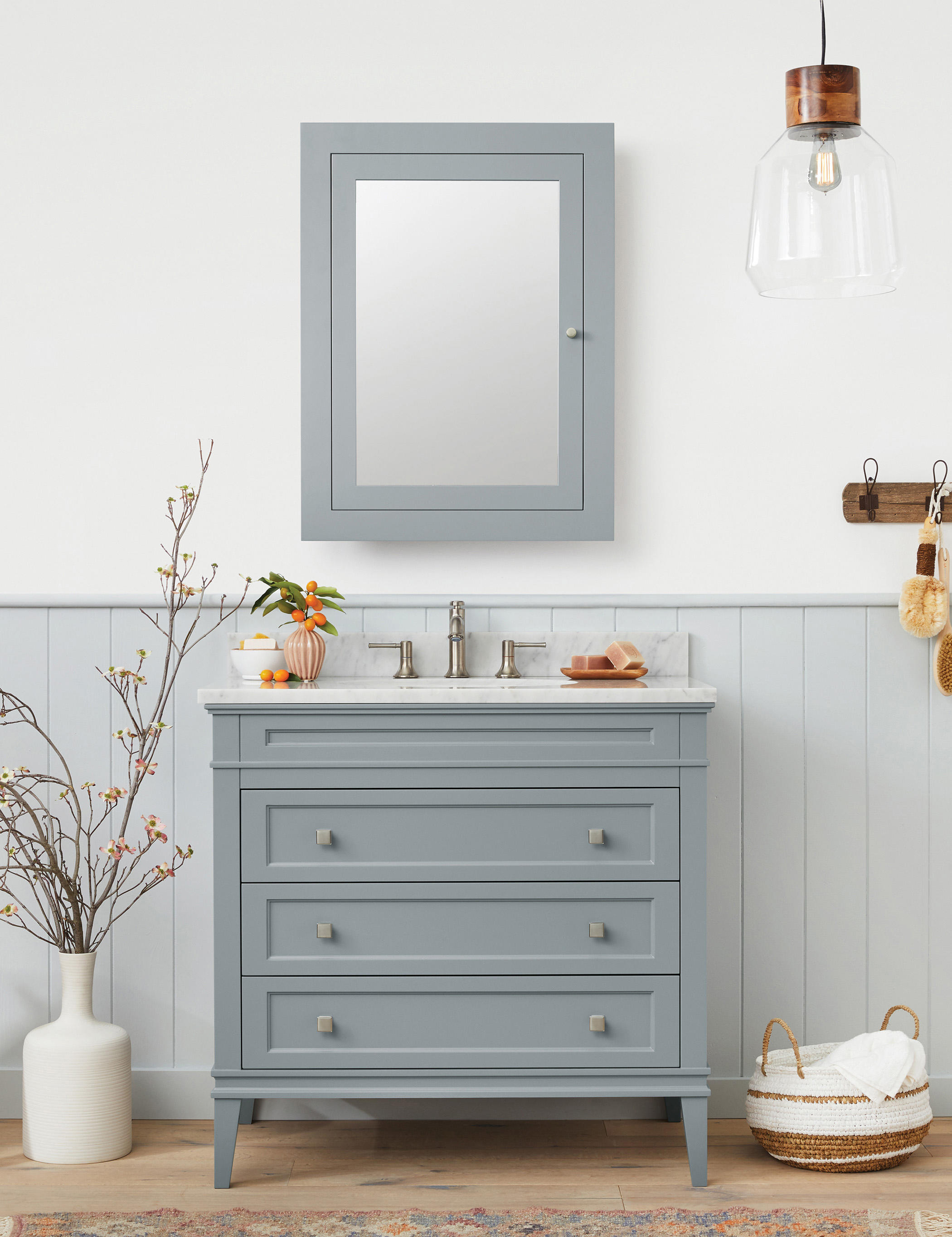 Laurel By Ronbow Vanity Units