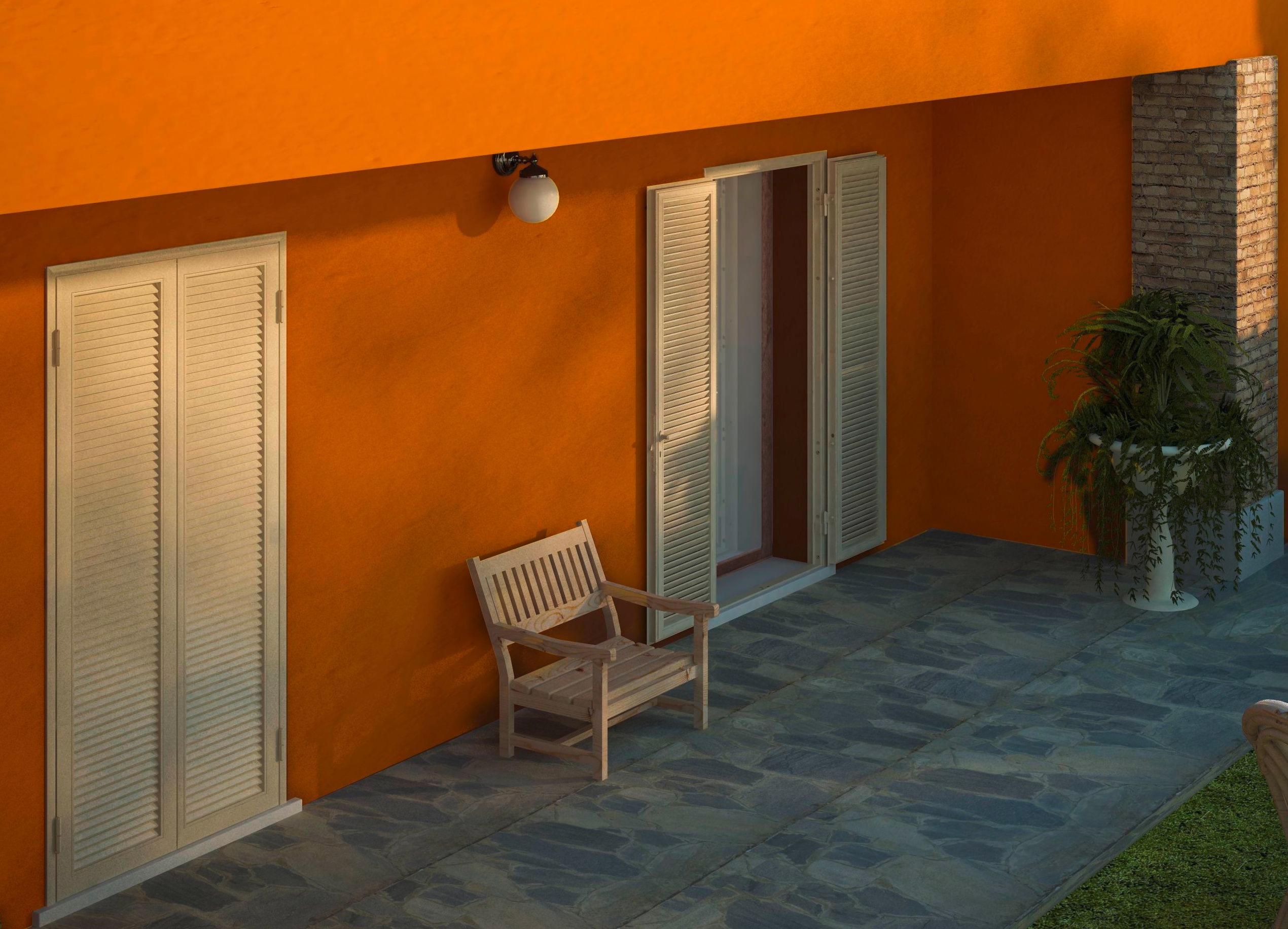 VESTA - SHUTTER - Terrassentüren von Di.Bi. Porte Blindate | Architonic