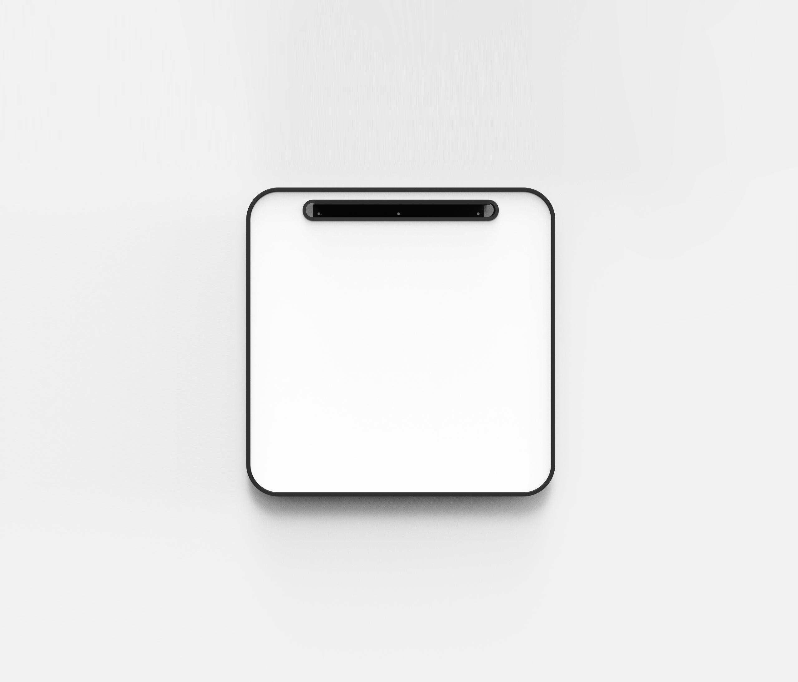 Bathroom Paneling Whiteboard 201x300.jpg Note Whiteboard by Lintex | Flip charts - Writing boards